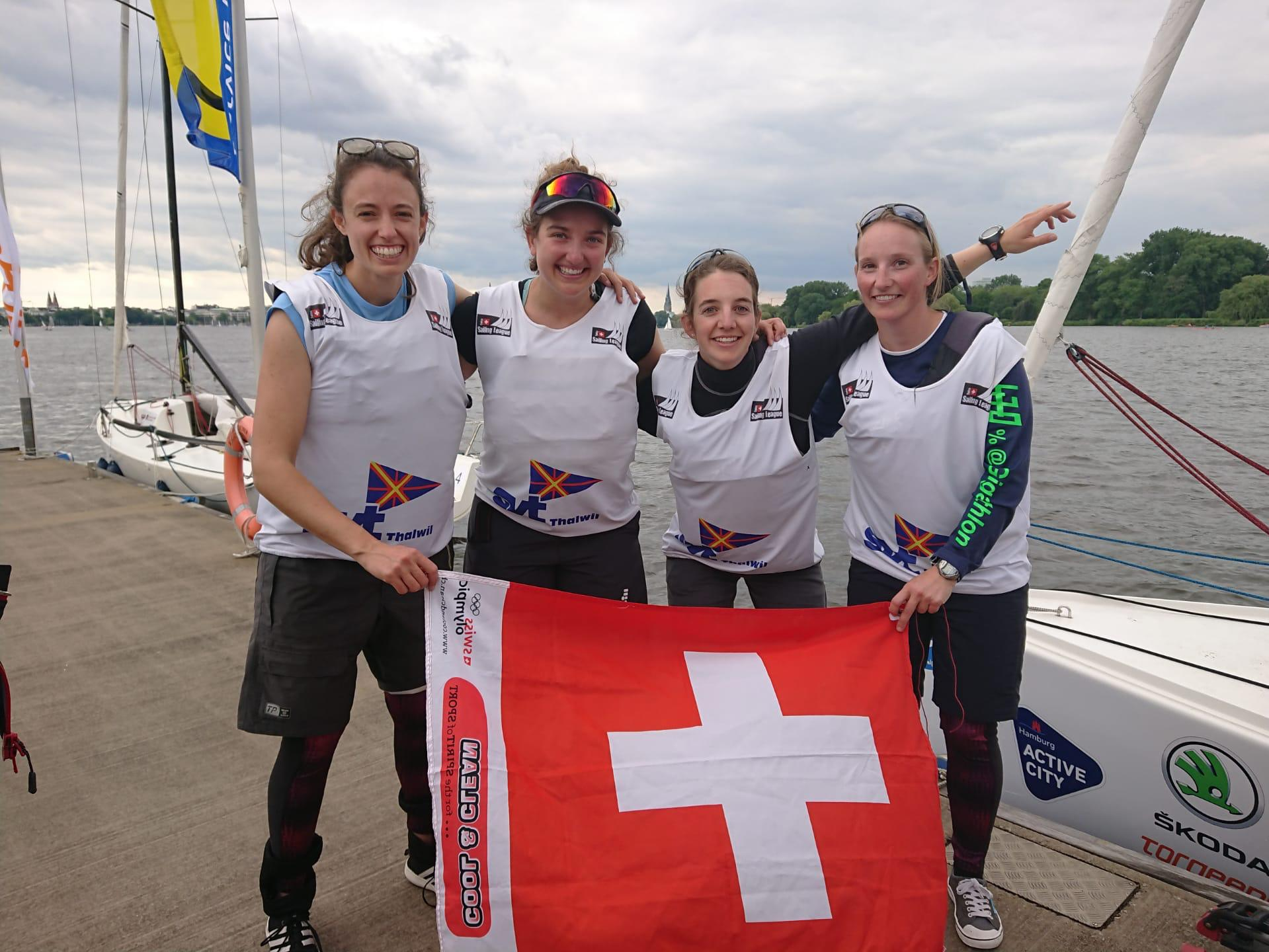 SVT-Ladies holen 3. Platz am Helgacup!!!!